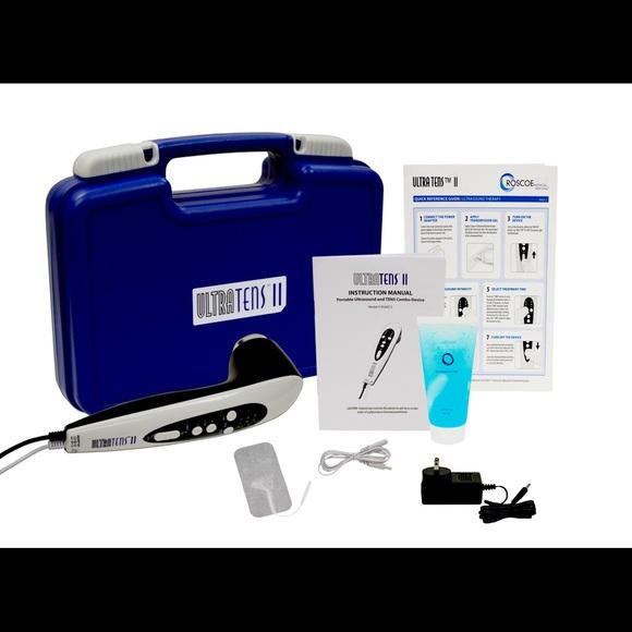 UltraTens II Portable Ultrasound Tens Combo Unit